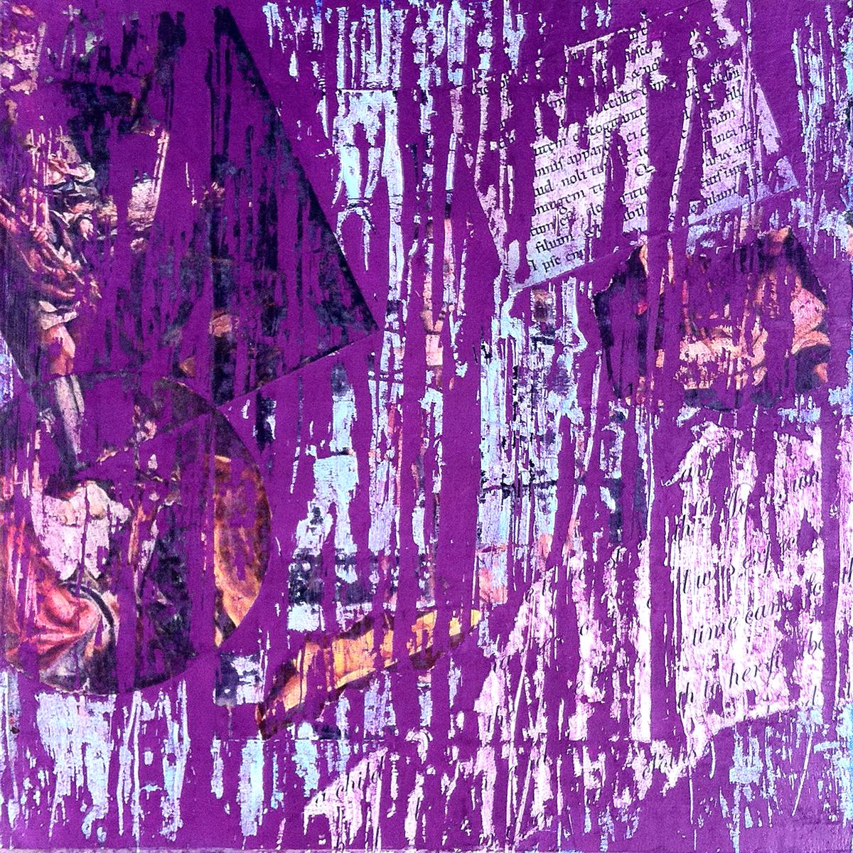 The Art of John Bittinger Klomp: Mixed Media Distressed ...