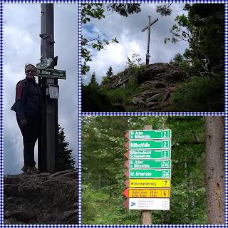 Jak zdobyłam mój kolejny szczyt w Bawarskim Lesie