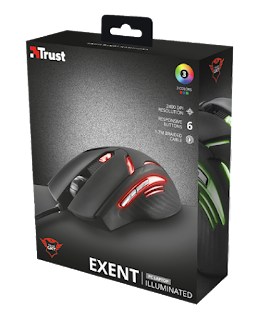 TRUST MOUSE 19509 GIOCO GXT152