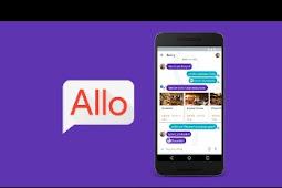 Google Allo, Chating Terbaru Ala Google