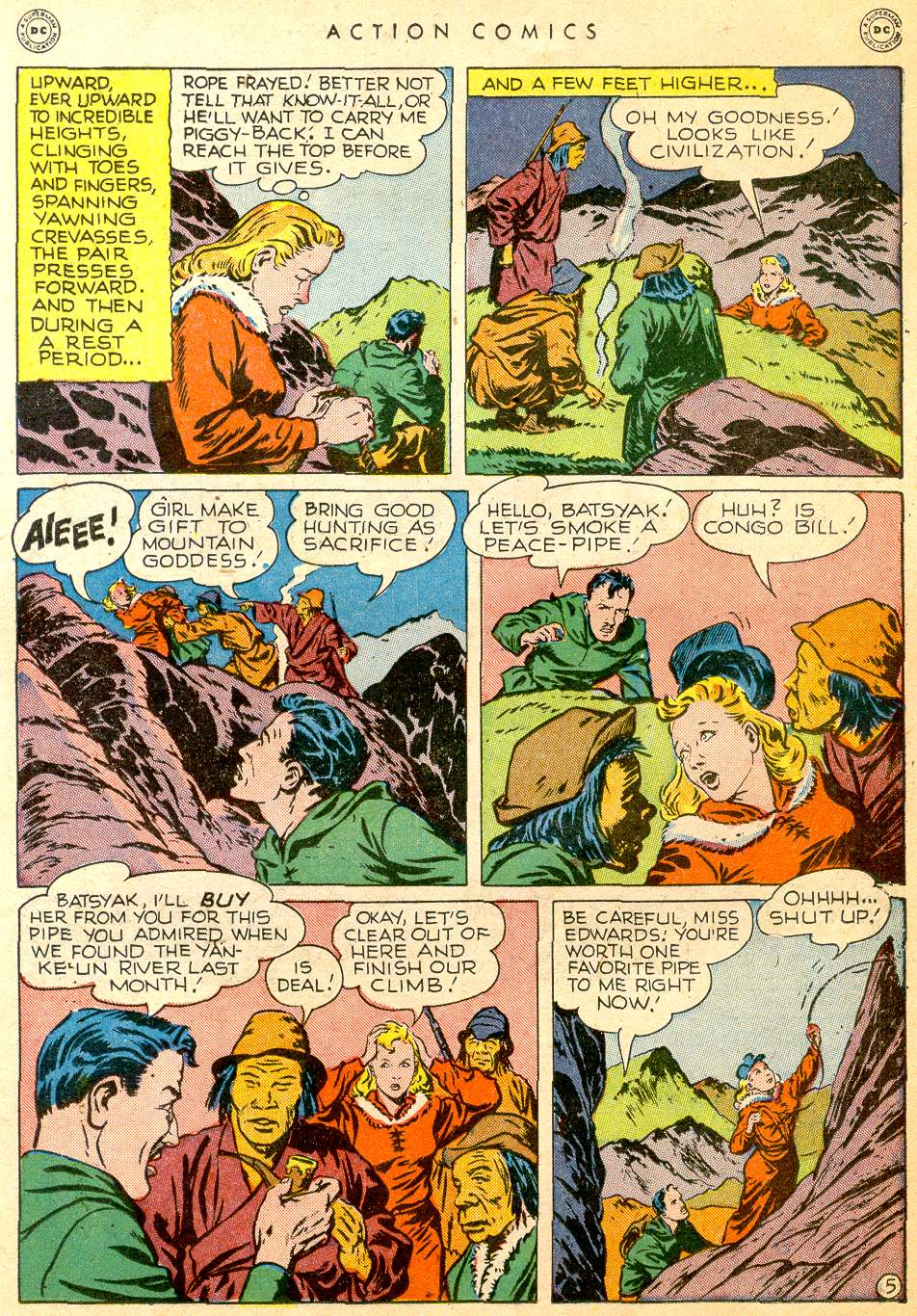 Read online Action Comics (1938) comic -  Issue #126 - 21