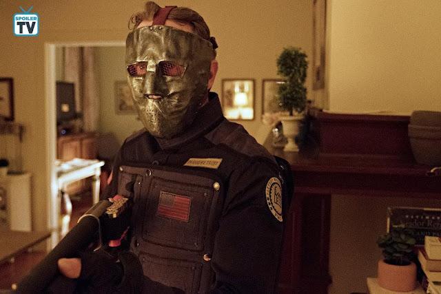 The Purge 1x03 recap: el impulso de purgar