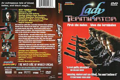 Lady Terminator | 1989 | Pembalasan ratu pantai selatan