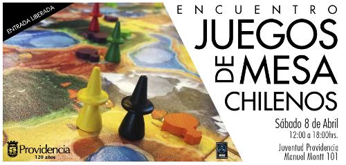 Juego Por Lo Tanto Gano Encuentro De Juegos De Mesa Chilenos