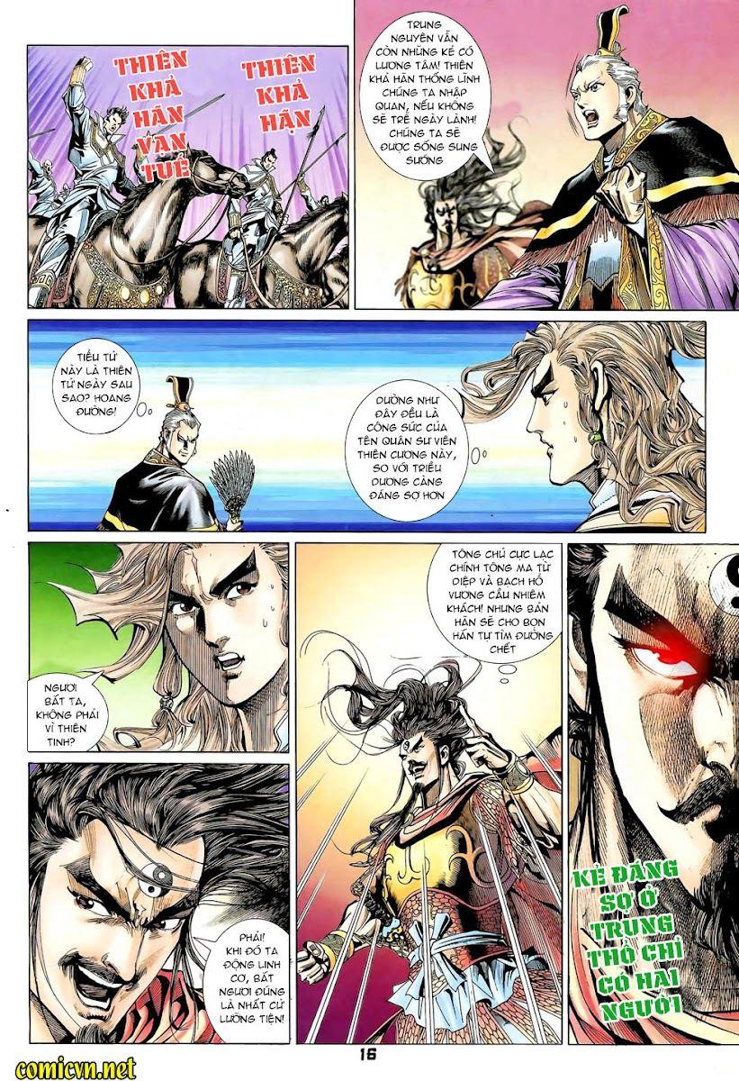 Đại Đường Uy Long chapter 90 trang 16