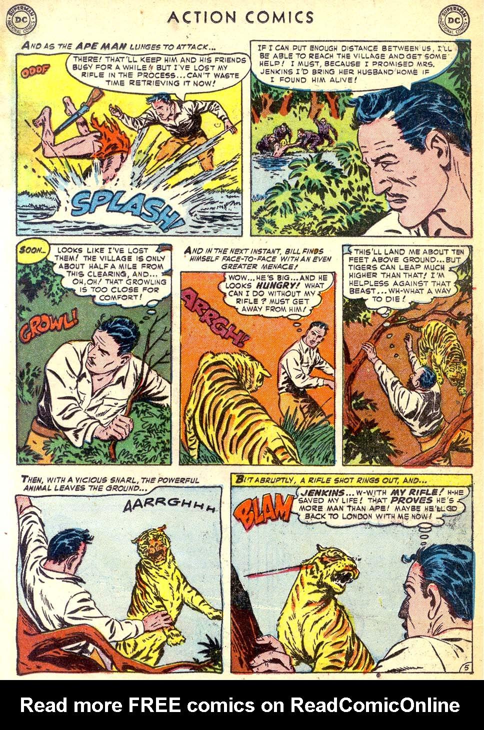 Action Comics (1938) 164 Page 20