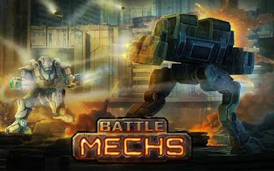 Mech Battle Arena