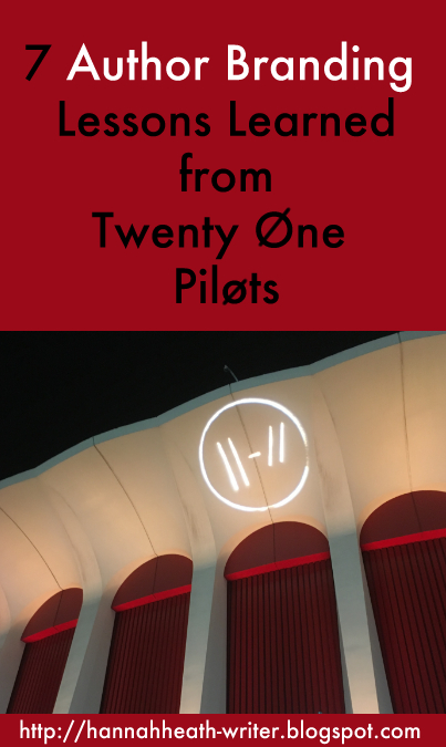 7 Author Branding Lessons Learned from Twenty One Pilots