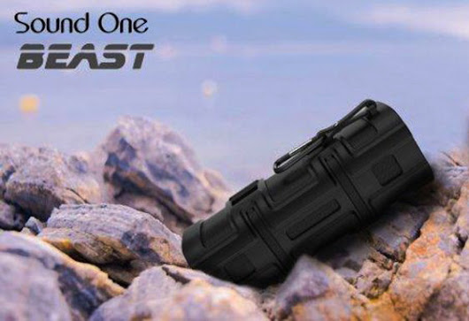 Sound One Launched BEAST Bluetooth Wireless Speaker in India