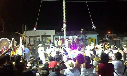 Fiesta patronal de San José en El Espinal