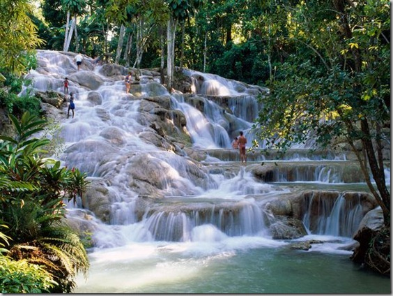 Image result for Mayfield Falls jamaica