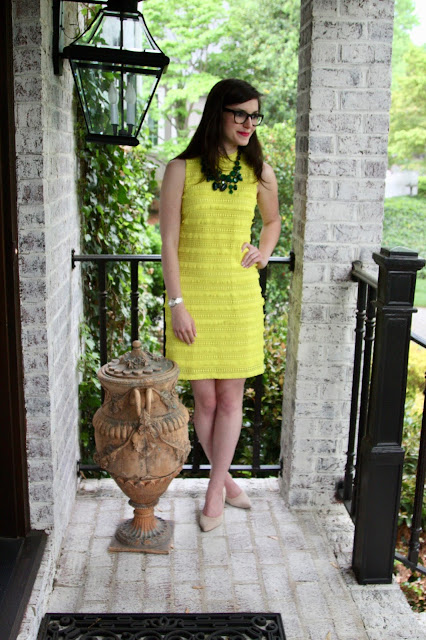 how to wear, OOTD, neon, 2017, summer, J.Crew, Kate Spade, Nars, Omega,