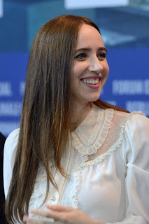 "Zoe Kazan At ""The Kindness Of Strangers"" Press Conference in Berlin"