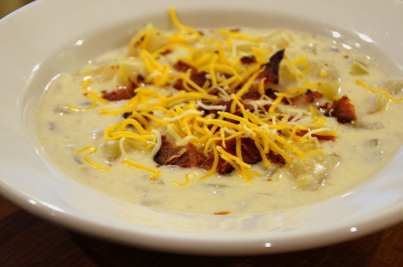 Mennonite Girls Can Cook Crock Pot Potato Soup