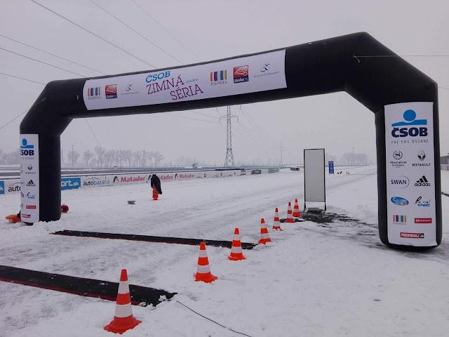 Run run run ... Slovakia ring :)