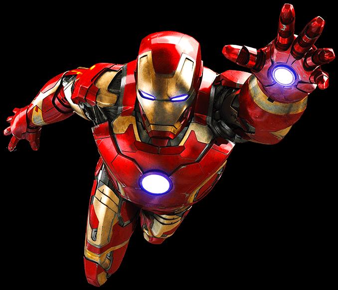 PNG Homem De Ferro (Iron Man, Avengers, Civil War