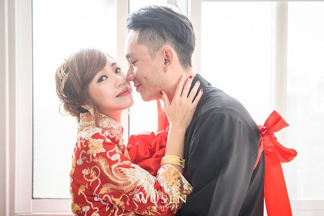 中式禮服, 中國風, 中式婚禮, 龍鳳褂