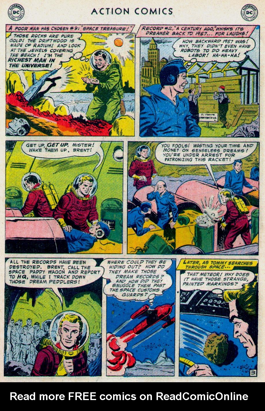 Read online Action Comics (1938) comic -  Issue #228 - 30