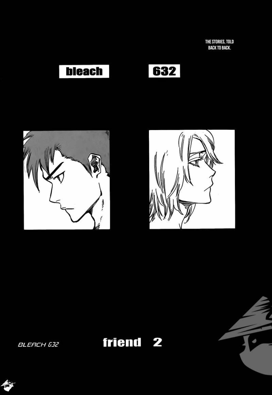 Bleach Ch 632 - friend 2