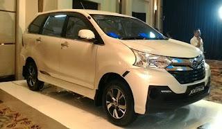 Daihatsu New Xenia 2016