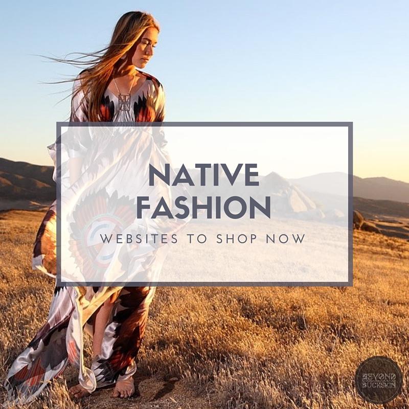 Beyond Buckskin Top 5 Native American Fashion Designers Sites To Visit Now