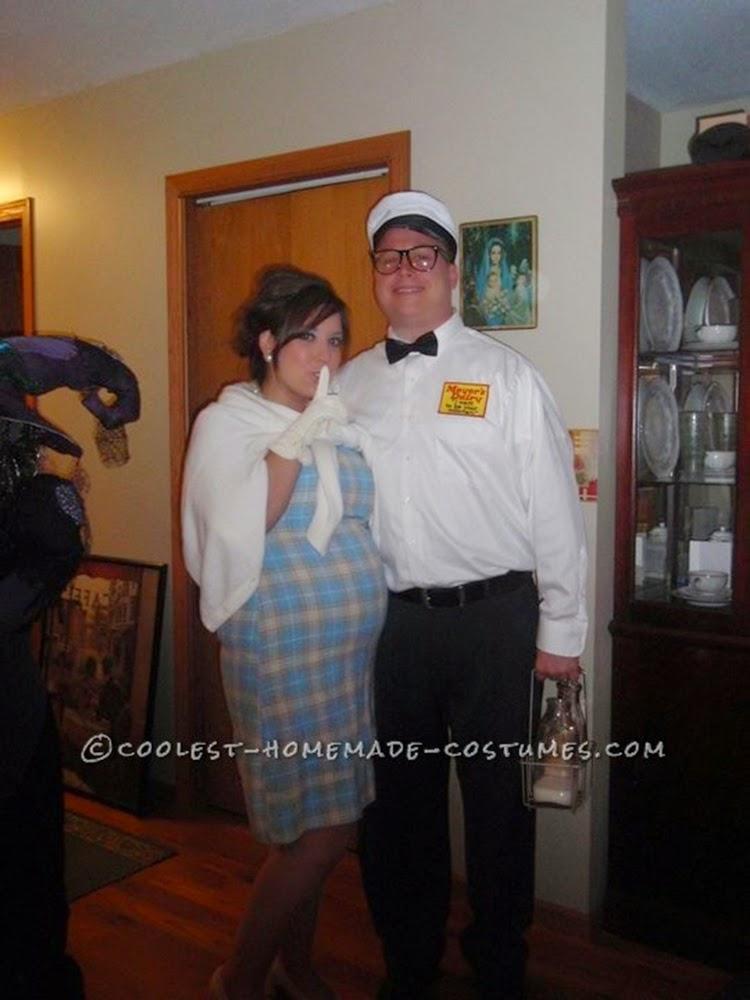3a380360578a Antimama  Tipy na halloweenske kostýmy pre tehotné