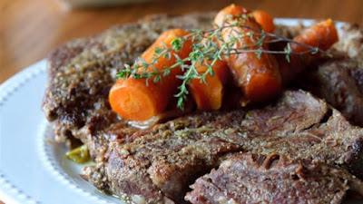 Easy Pressure Cooker Pot Roast Recipes