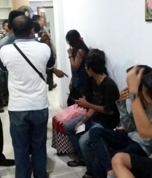 Kepergok-Tidur-Sekamar-dengan-Tiga-Wanita-di-Hotel-Polisi-Berpangkat-Brigadir-Terancam-Sanksi