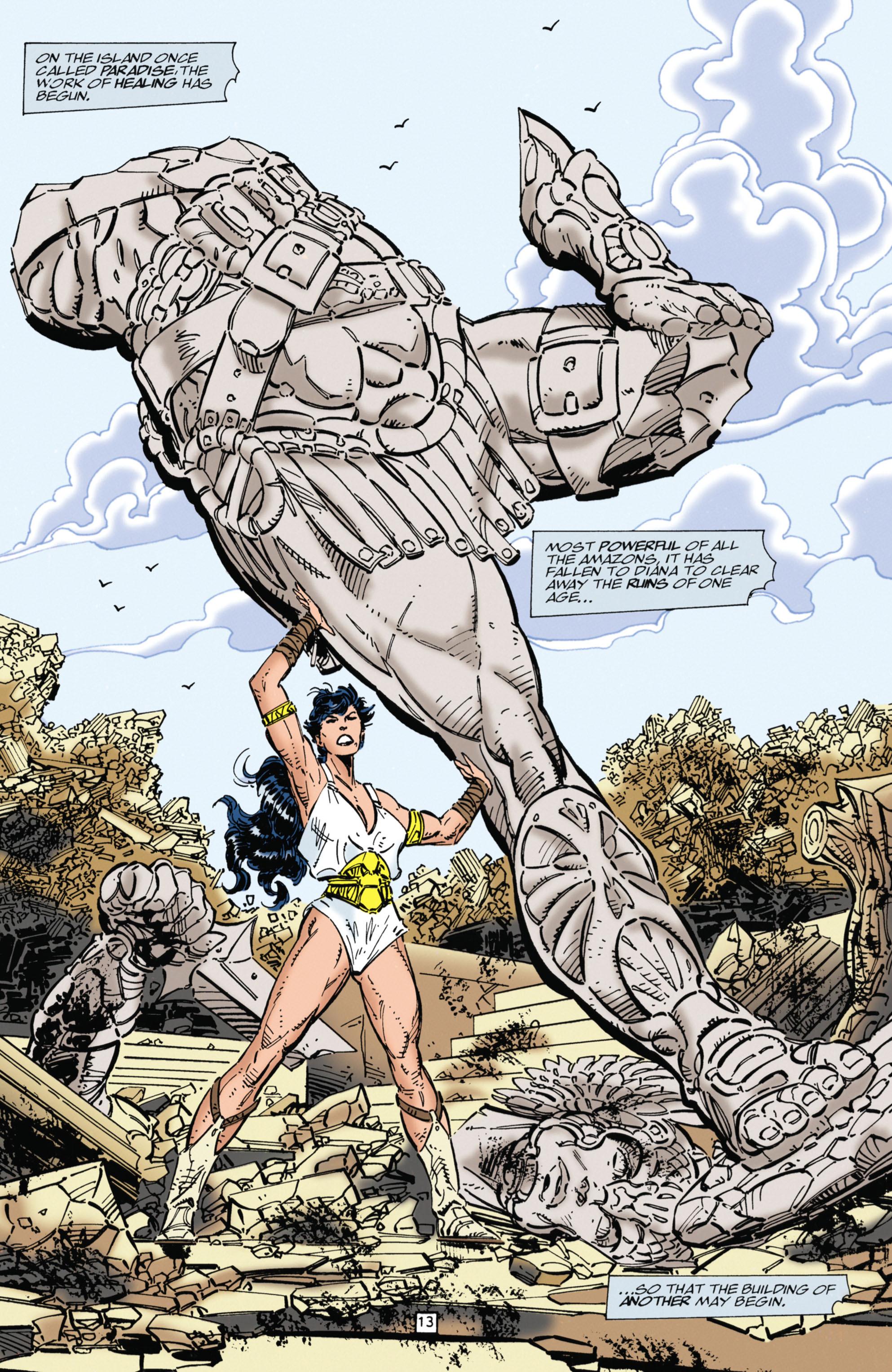 Read online Wonder Woman (1987) comic -  Issue #104 - 13