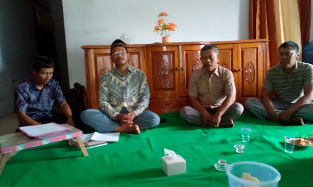 Ikrar Tanah Waqaf untuk Muhammadiyah Tempurejo