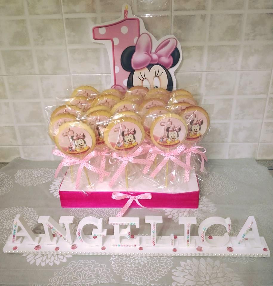 Nonsolopreziosi Compleanno Baby Minnie