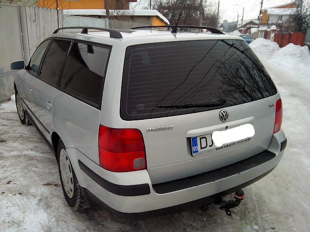 Vand VW Passat 1,9 TDI inscris Ro