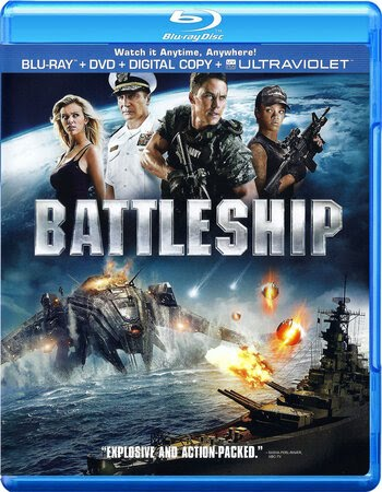 Battleship (2012) Dual Audio Hindi 720p BluRay 1.1GB Download