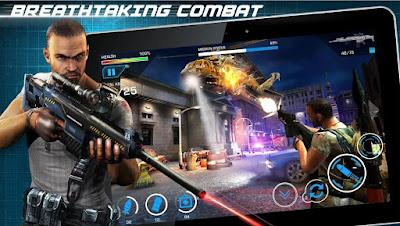 Combat Elite Mod Apk Unlimited Ammo+Health