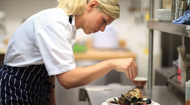 Chef Perancis