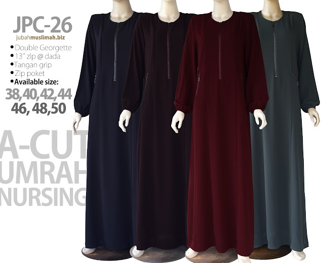 http://blog.jubahmuslimah.biz/2018/12/jpc-26-jubah-cut-plain-limited-stock.html