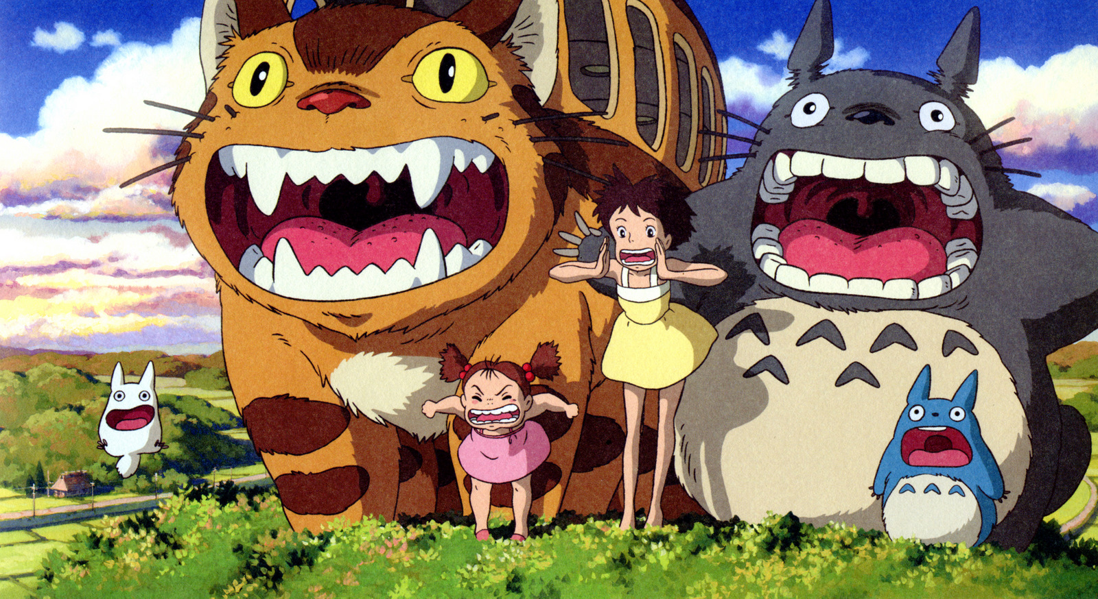 My Neighbor Totoro Roar
