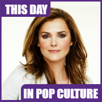 Keri Russell was born on March 23, 1976.