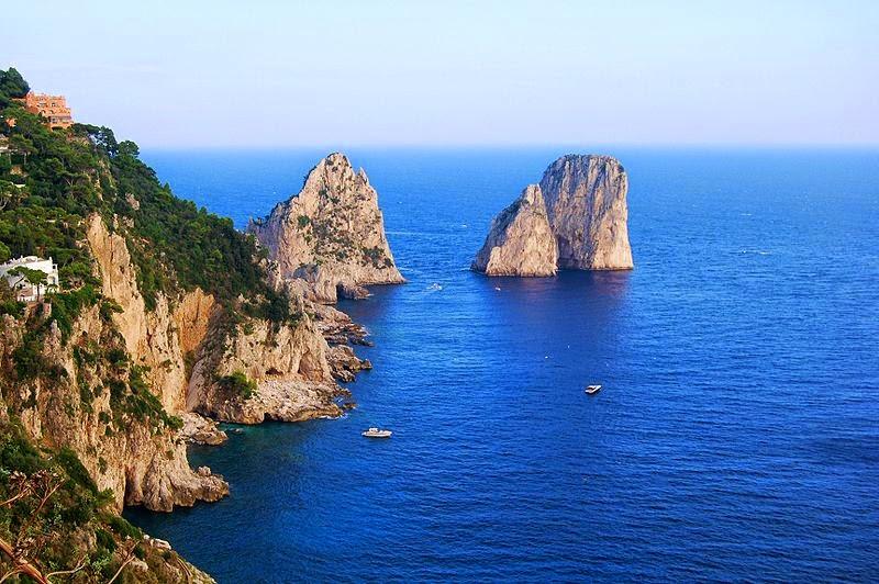 Isola di Capri, Provincia di Napoli