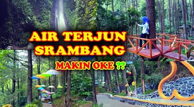 Keindahan Terbaru Tempat Wisata Srambang Park Ngawi