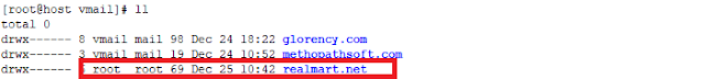 CWP vmail Permission