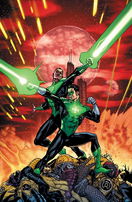 Green Lantern – New 52 | Comics - Comics Dune | Buy Comics Online