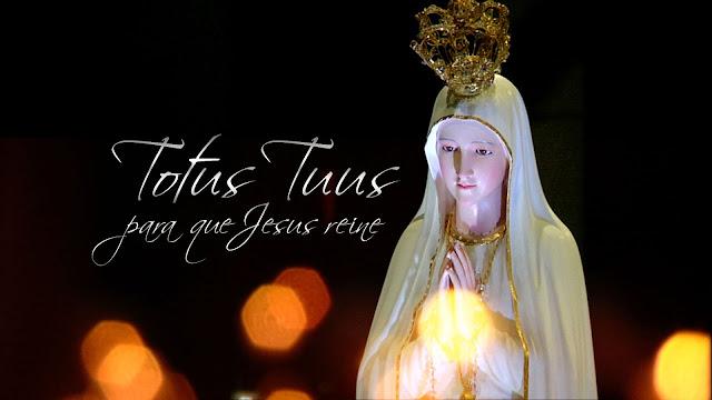 Total Consagração à Santíssima Virgem Maria