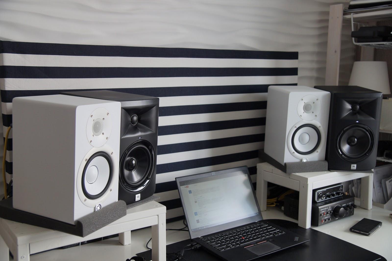 Jbl Vs Yamaha Monitors