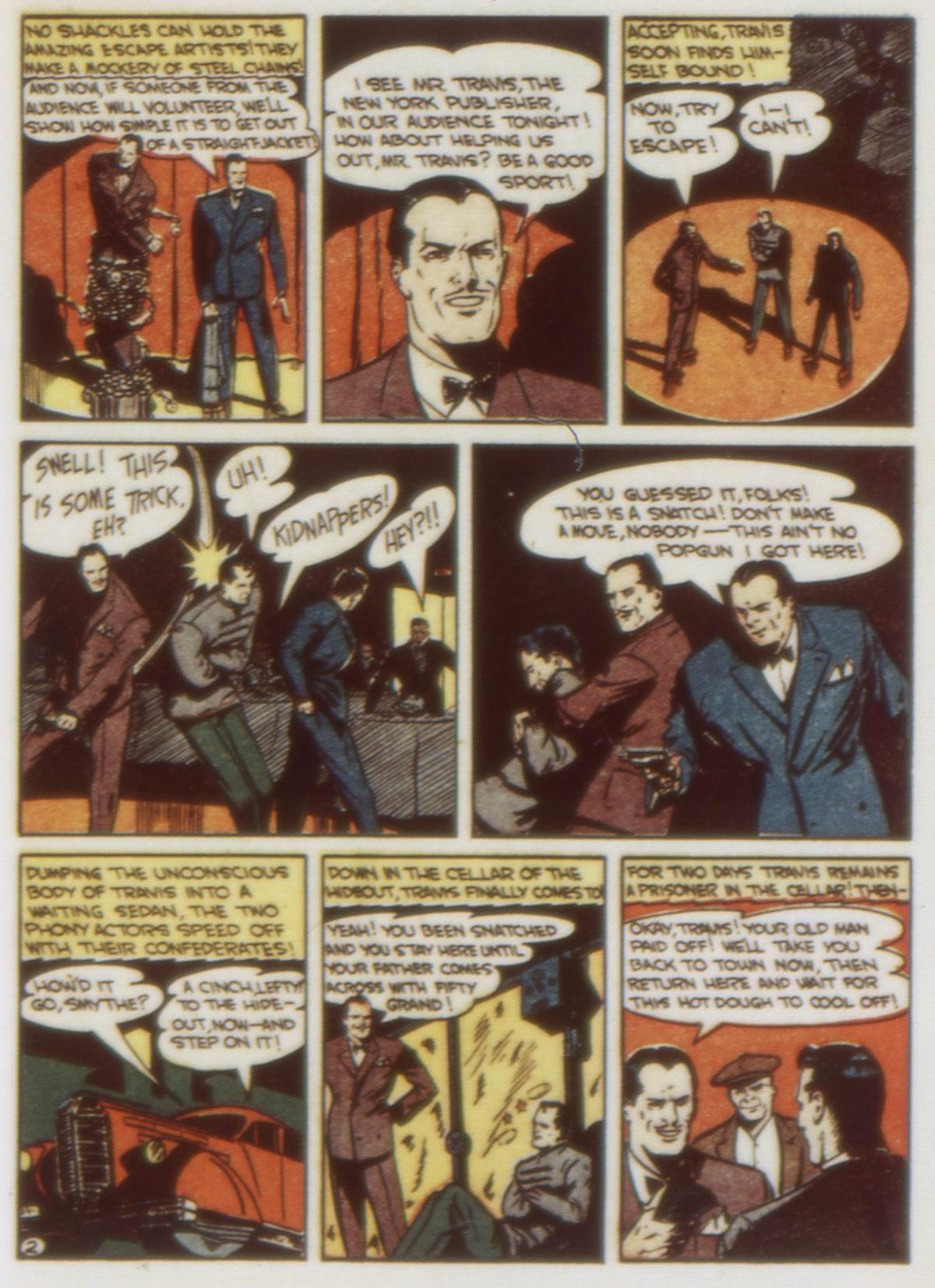 Read online Detective Comics (1937) comic -  Issue #58 - 47