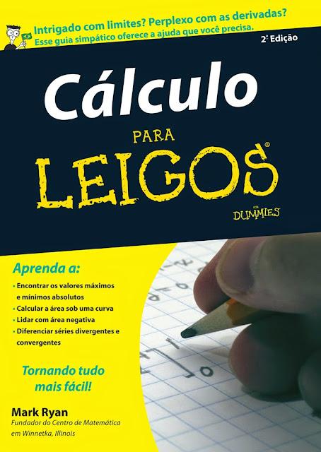 Livro Cálculo para Leigos