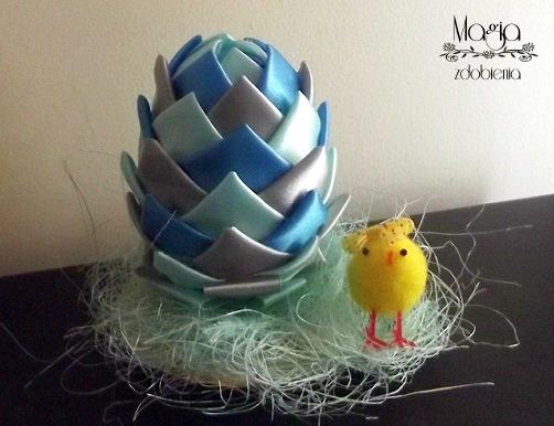 113. Pierwsze jajo karczochowe.
