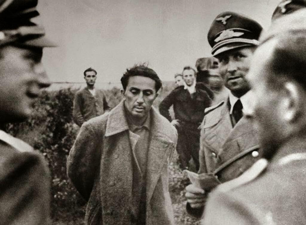 El hijo de Stalin, Yakov Dzhugashvili, capturado por los alemanes en 1941