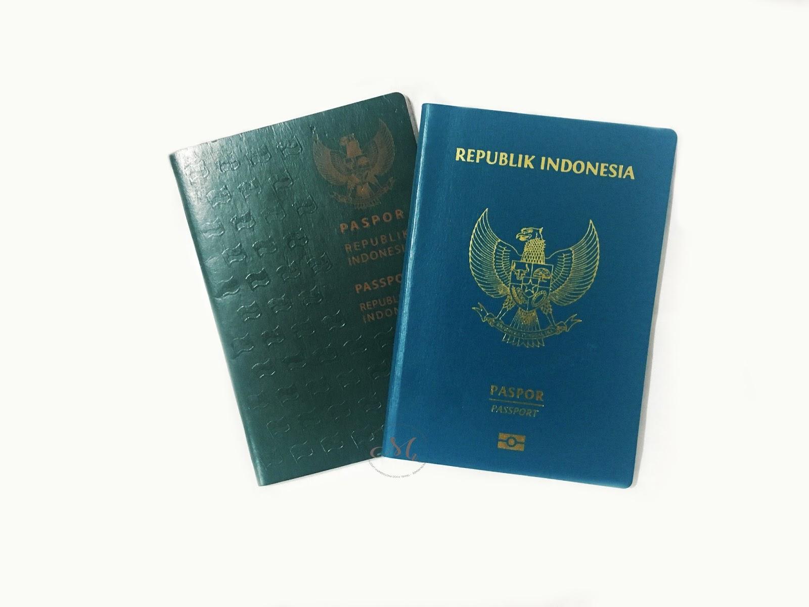 Drama Pembuatan e-Paspor - Cara mudah buat e-paspor dengan
