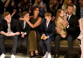 Victoria Beckham's babies